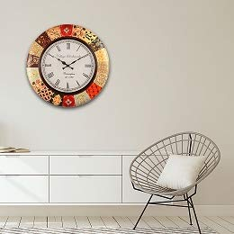 Wall clocks, painting & more