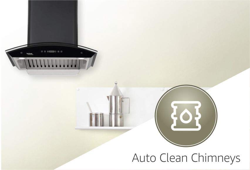 Auto clean  chimneys