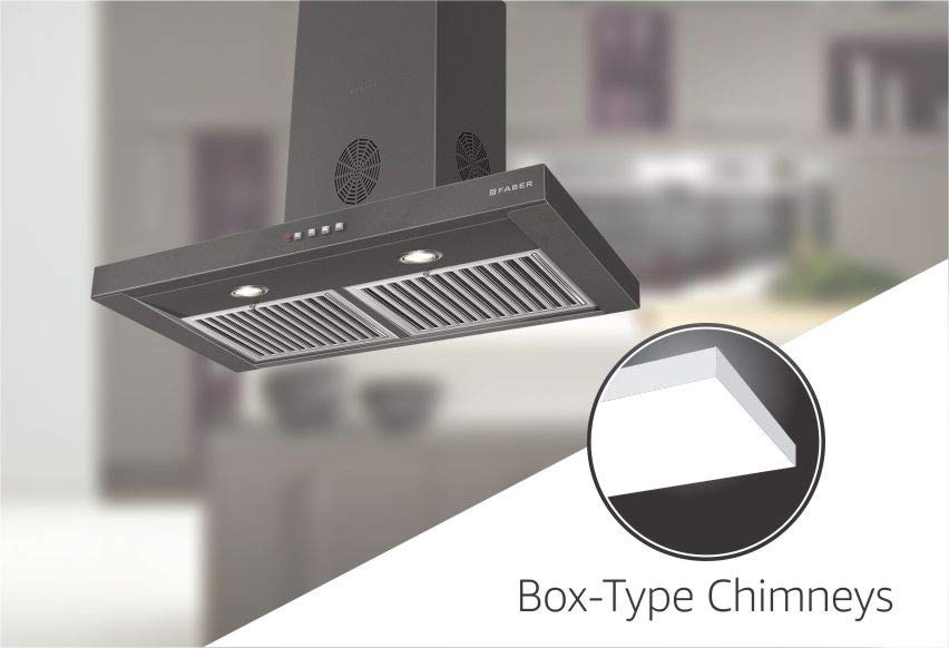 Box type chimneys