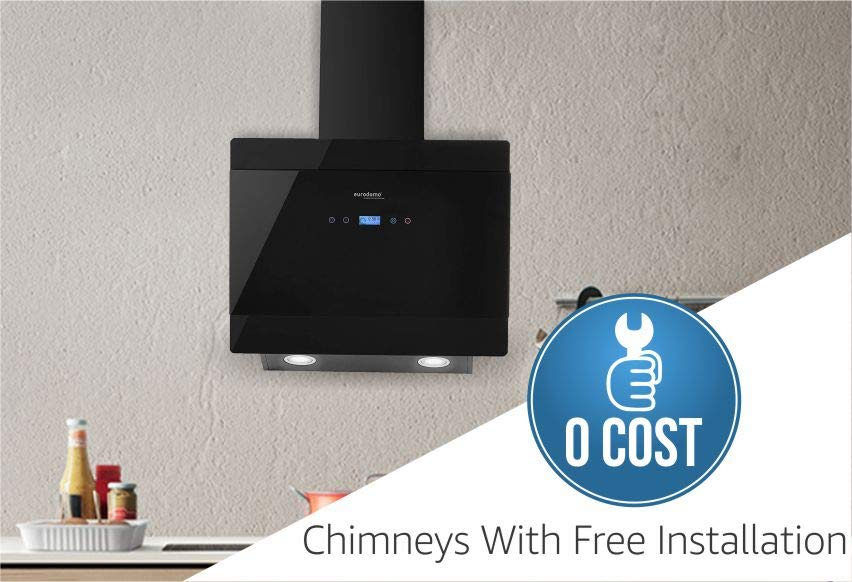 Chimneys with free installation
