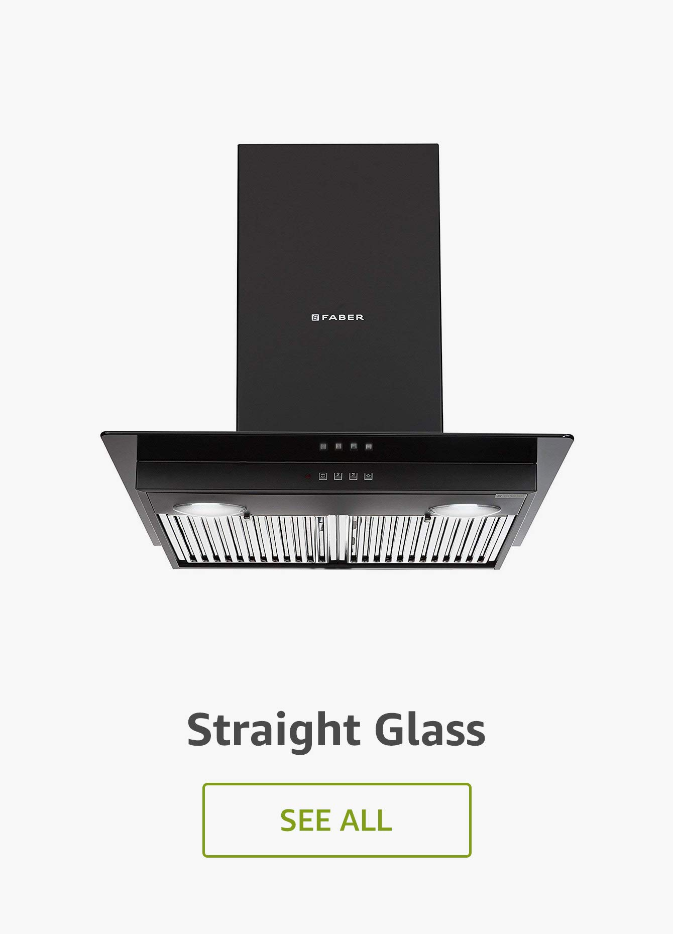 straight glass