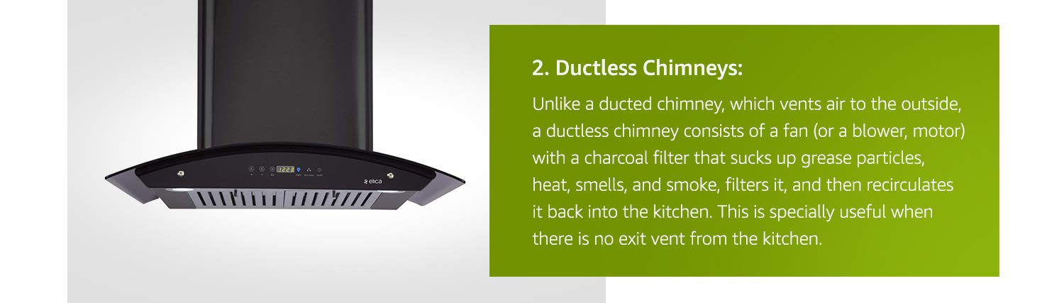 ductless chimneys