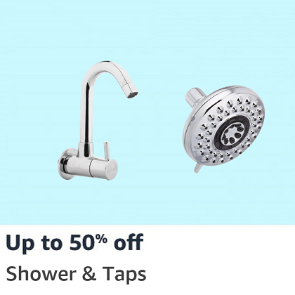 Showers and Taps