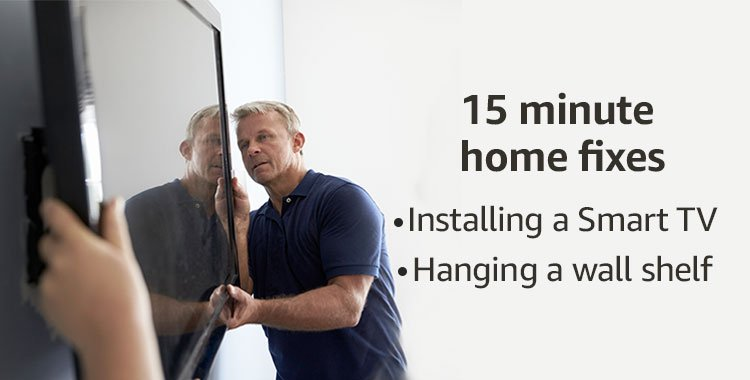 15 minute home fixes