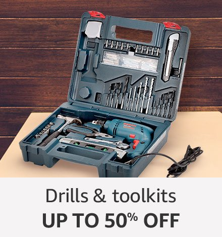 Drills & ToolKits