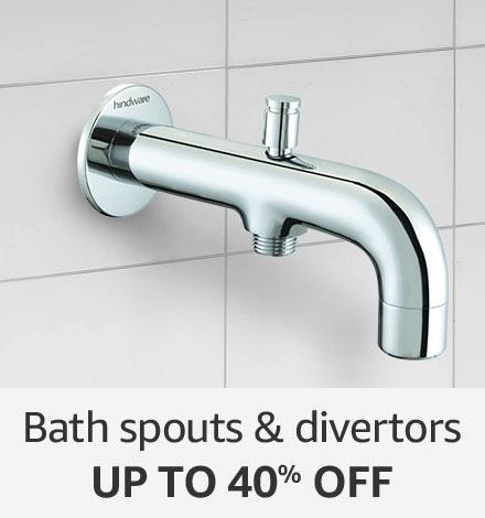 Bath Spouts & Divertors