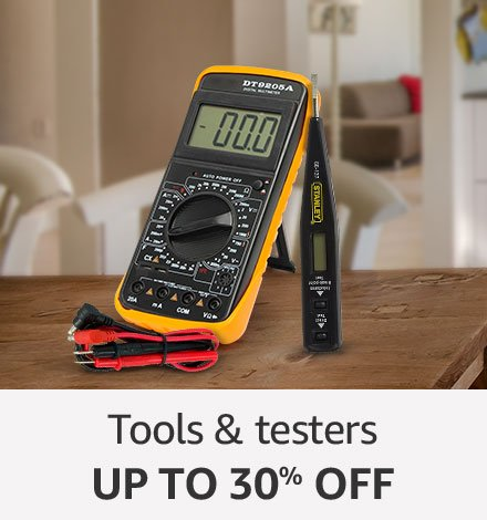 Tools & testers