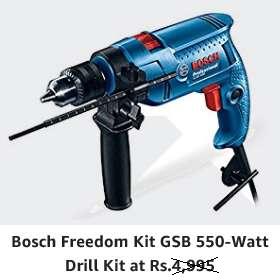 Bosch Frredom kit