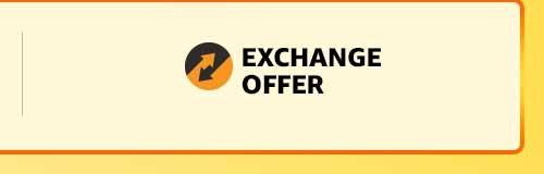 Excahange offer