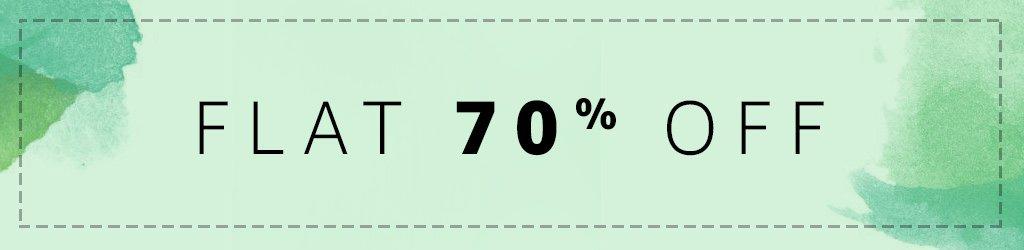 Kids' Fashion: Flat 70% off