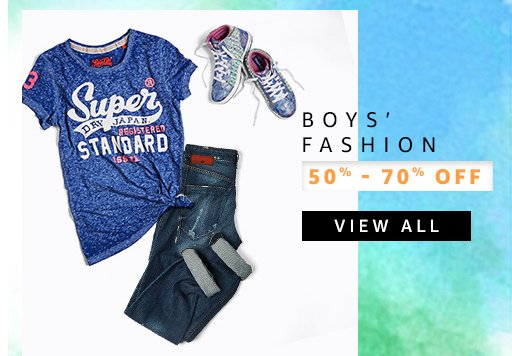 Boy's Fashion