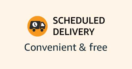 Scheduled delivery