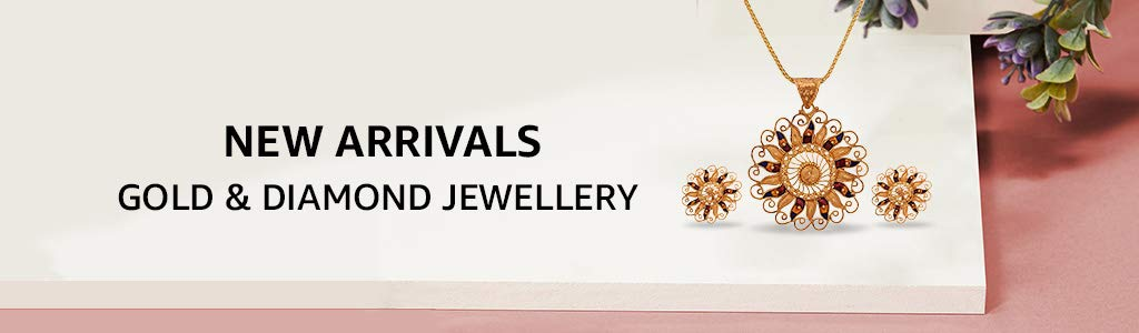 New Arrivals - Gold and Diamond Jewellery