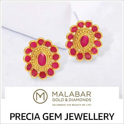 Precia Gemstones by Malabar