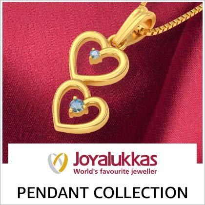 Joyalukkas Pendant Collection