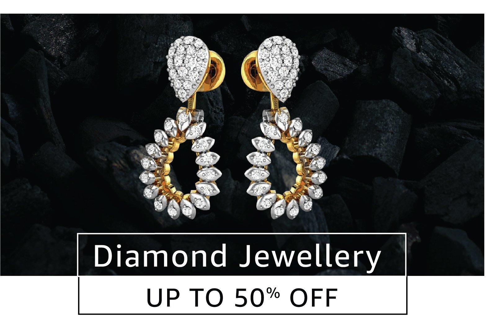 Diamond Jewellery Up to 50% off