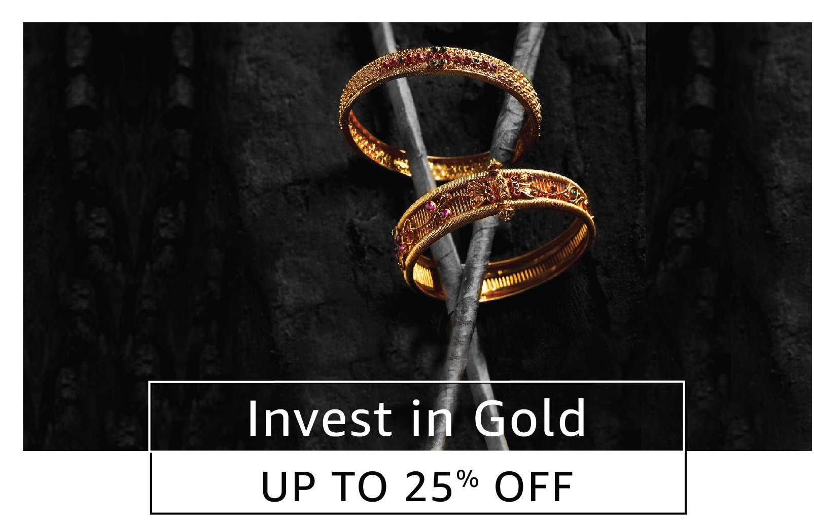 Invest in Gold Up to 25% off