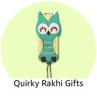 Quirky rakhi
