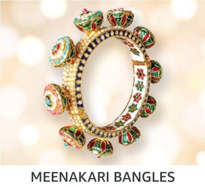 Meenakari Bangles