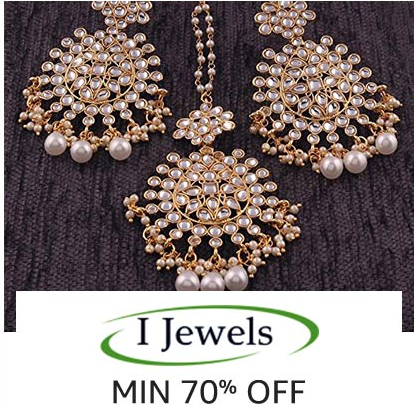 Buy Jewellery Online in India | Shop Jewellery Online at Low Prices