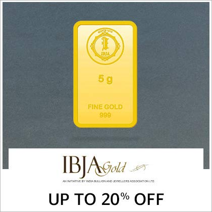 IBJA up to 20% off
