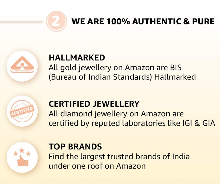 We are 100% authentic and pure