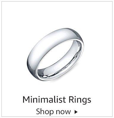 Minimilist Rings