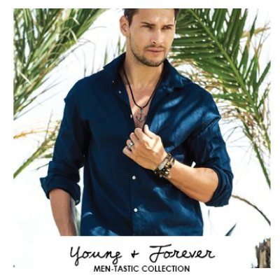 young and forever