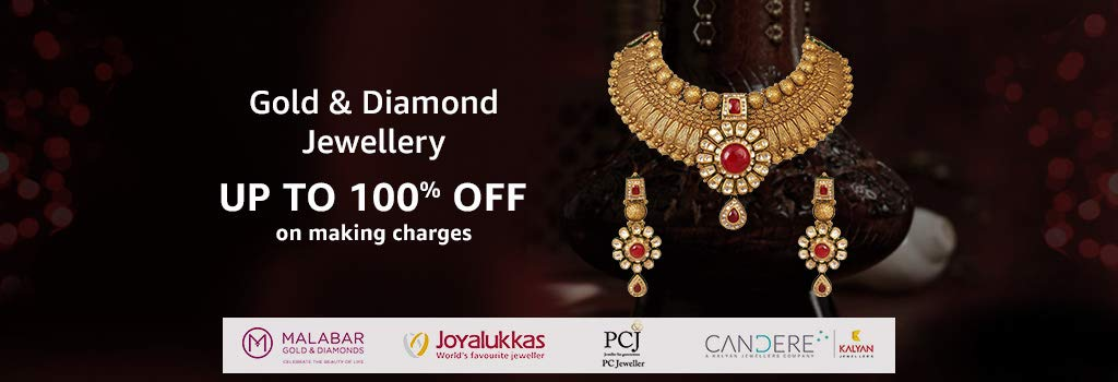 Gold and Diamond Jewellery