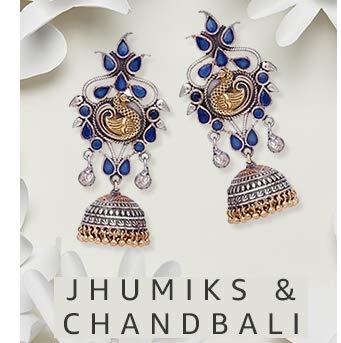 Jhumki & chandbali