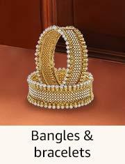 Bangles and bracelet