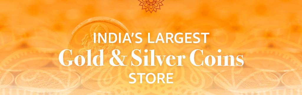 Indias largest gold an silver coins store