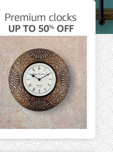 premium clocks