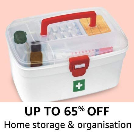home storage & organisation