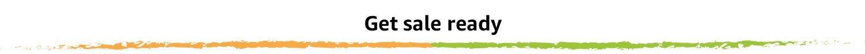 Get sale ready