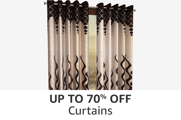 Curtains : Up to 70% off