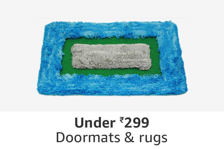 Doormats & rugs : Under 299