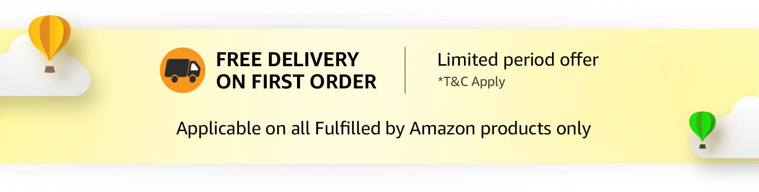 Free delivery first order