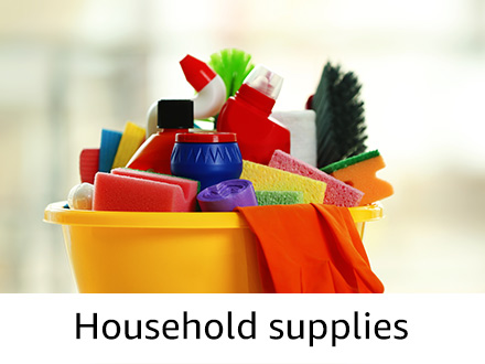 House hold supplies