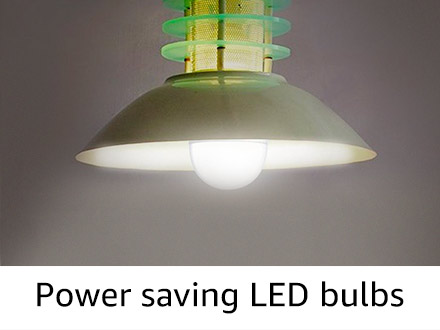 Power saving LED