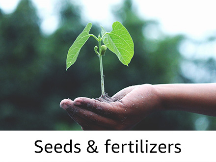 Seeds & Fertilizers