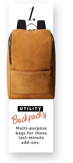 Utility Backpacks