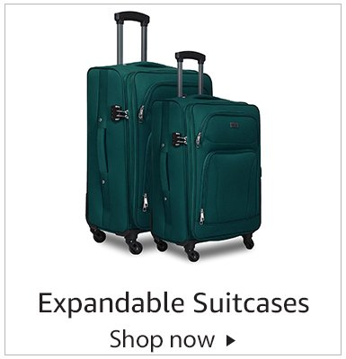 Expandable Suitcases