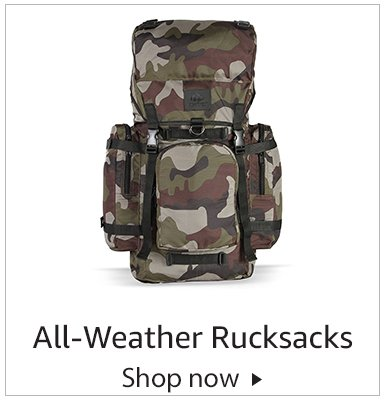 All-weather Rucksacks