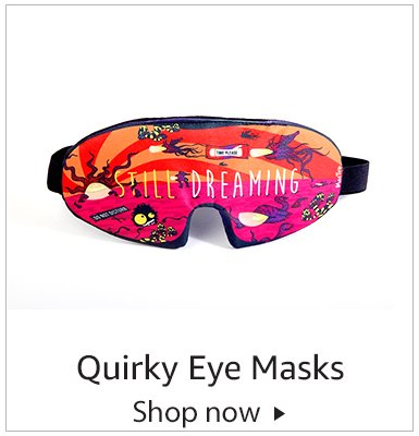 Quirky Eye Masks