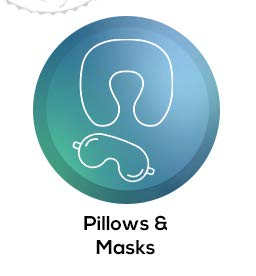 Pillows & Masks