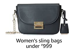 Women's sling bags under Rs.999