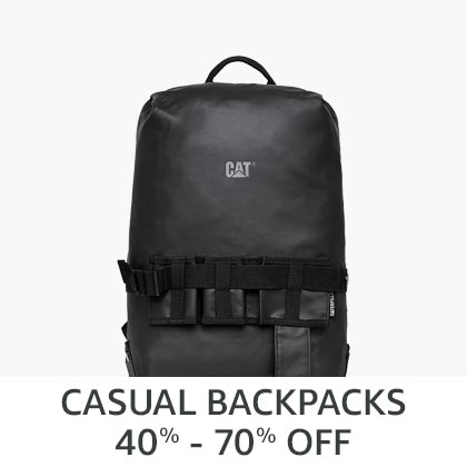 Casual backpacks