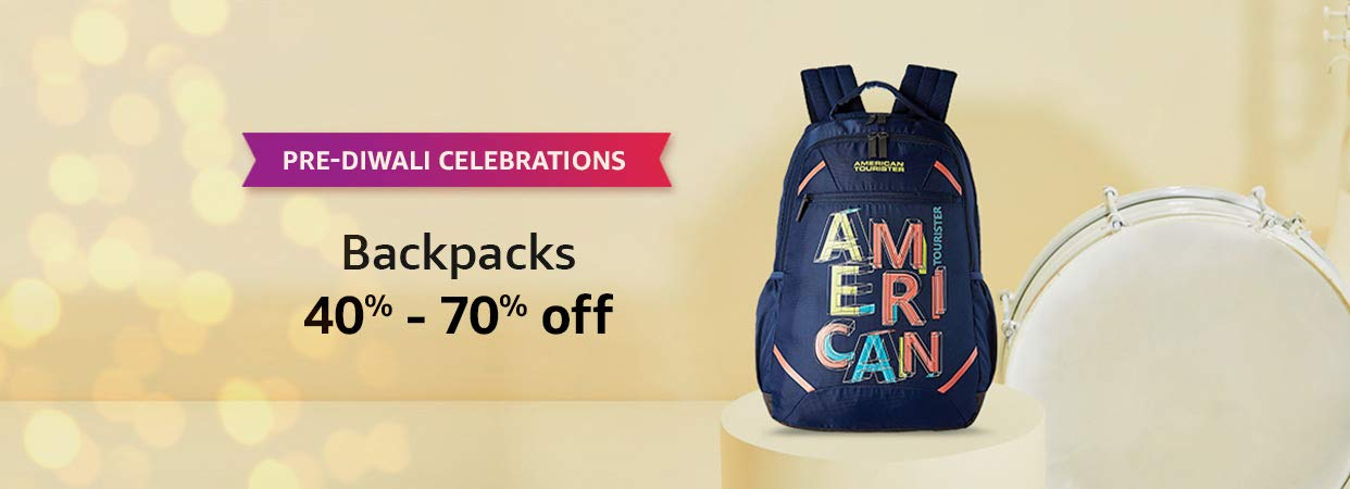 Backpacks | 40% - 70% off