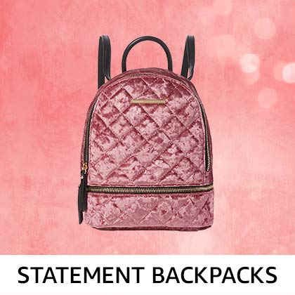 Statement Backpacks